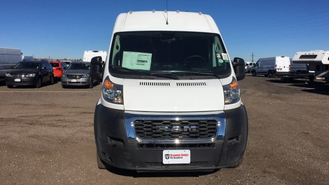 2019 ProMaster 3500 High Roof FWD,  Empty Cargo Van #R3169 - photo 10