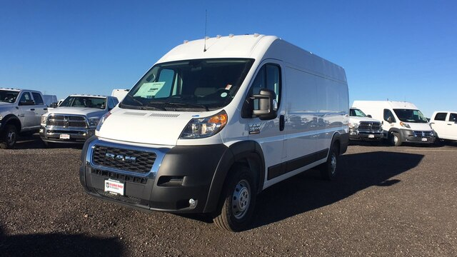 2019 ProMaster 3500 High Roof FWD,  Empty Cargo Van #R3171 - photo 3