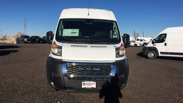 2019 ProMaster 3500 High Roof FWD,  Empty Cargo Van #R3171 - photo 4