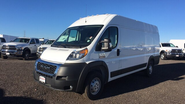 2019 ProMaster 3500 High Roof FWD,  Empty Cargo Van #R3171 - photo 5