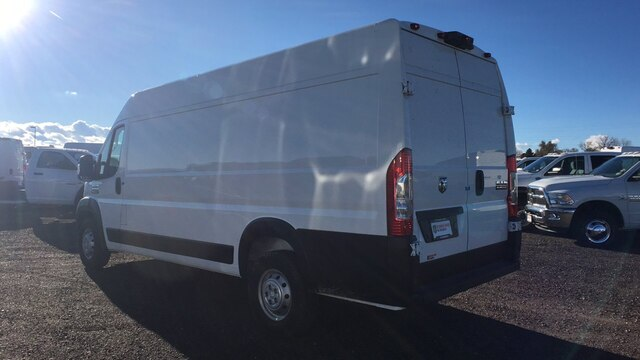 2019 ProMaster 3500 High Roof FWD,  Empty Cargo Van #R3171 - photo 7