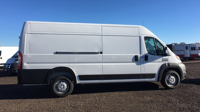 2019 ProMaster 3500 High Roof FWD,  Empty Cargo Van #R3171 - photo 10