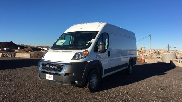 2019 ProMaster 3500 High Roof FWD,  Empty Cargo Van #R3172 - photo 3
