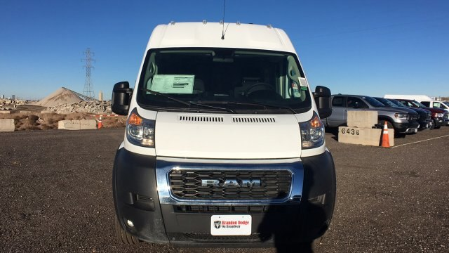 2019 ProMaster 3500 High Roof FWD,  Empty Cargo Van #R3172 - photo 4