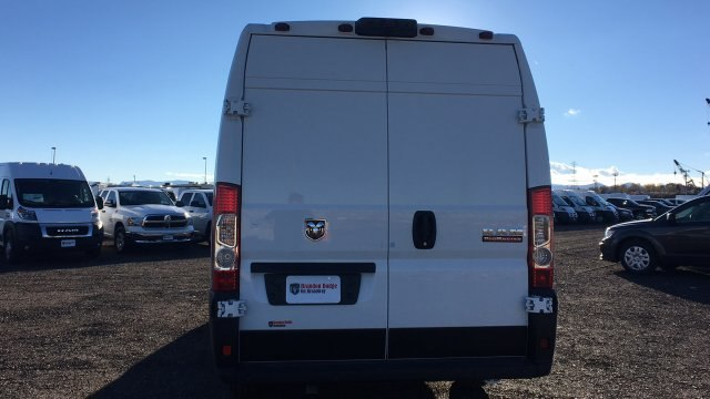 2019 ProMaster 3500 High Roof FWD,  Empty Cargo Van #R3172 - photo 8
