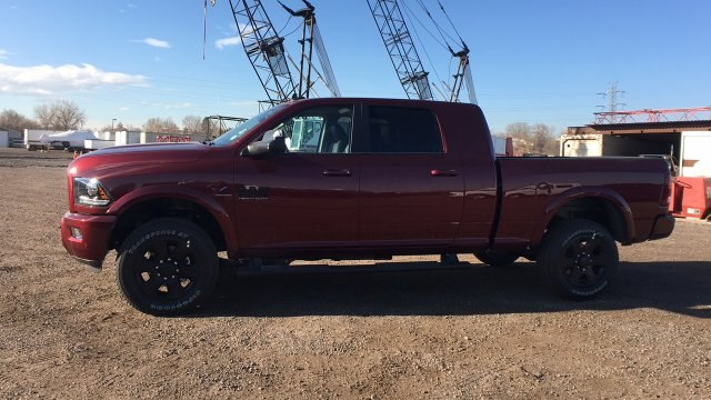 2018 Ram 3500 Mega Cab 4x4,  Pickup #R3177 - photo 4