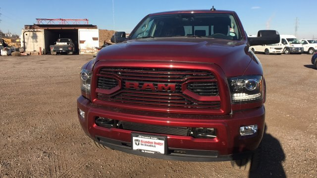 2018 Ram 3500 Mega Cab 4x4,  Pickup #R3177 - photo 9