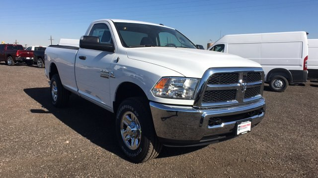 2018 Ram 2500 Regular Cab 4x4,  Pickup #R3182 - photo 10