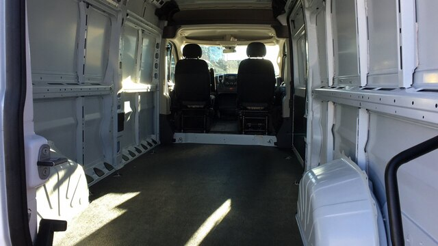 2019 ProMaster 3500 High Roof FWD,  Empty Cargo Van #R3189 - photo 2