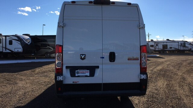 2019 ProMaster 3500 High Roof FWD,  Empty Cargo Van #R3189 - photo 7