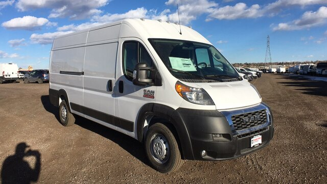 2019 ProMaster 3500 High Roof FWD,  Empty Cargo Van #R3189 - photo 10