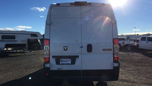 2019 ProMaster 3500 High Roof FWD,  Empty Cargo Van #R3190 - photo 6