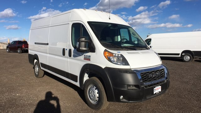 2019 ProMaster 3500 High Roof FWD,  Empty Cargo Van #R3190 - photo 9