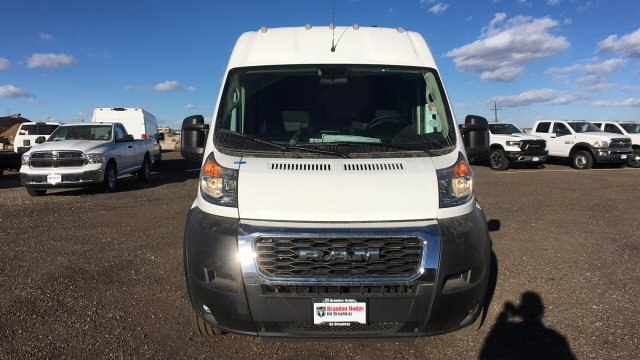 2019 ProMaster 3500 High Roof FWD,  Empty Cargo Van #R3190 - photo 10