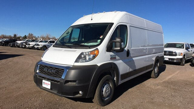 2019 ProMaster 3500 High Roof FWD,  Empty Cargo Van #R3191 - photo 4