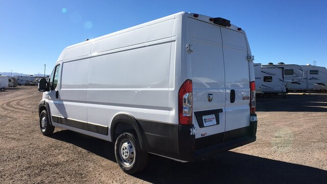 2019 ProMaster 3500 High Roof FWD,  Empty Cargo Van #R3191 - photo 6