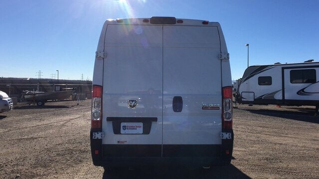 2019 ProMaster 3500 High Roof FWD,  Empty Cargo Van #R3191 - photo 7