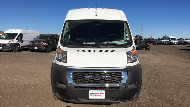 2019 ProMaster 3500 High Roof FWD,  Empty Cargo Van #R3191 - photo 11