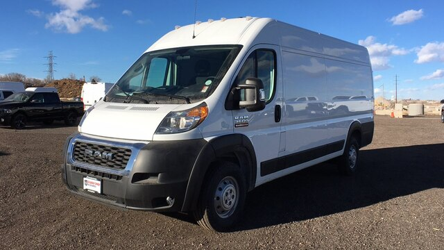 2019 ProMaster 3500 High Roof FWD,  Empty Cargo Van #R3199 - photo 4