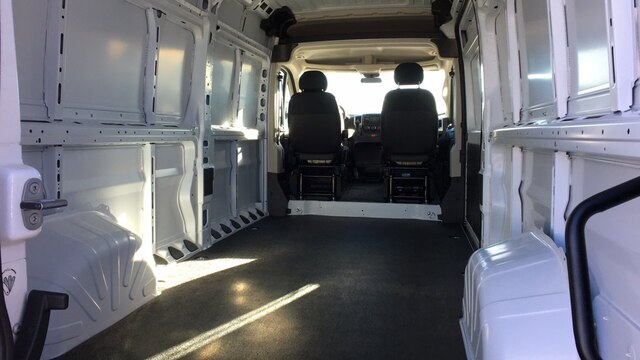 2019 ProMaster 3500 High Roof FWD,  Empty Cargo Van #R3199 - photo 2