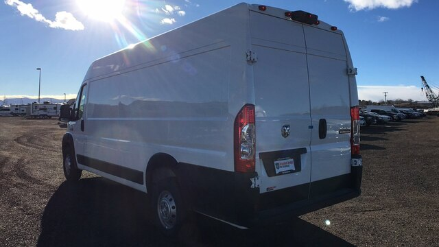 2019 ProMaster 3500 High Roof FWD,  Empty Cargo Van #R3199 - photo 6