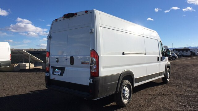 2019 ProMaster 3500 High Roof FWD,  Empty Cargo Van #R3199 - photo 8