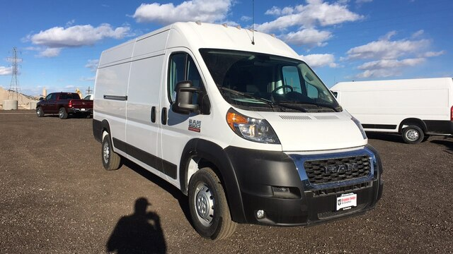 2019 ProMaster 3500 High Roof FWD,  Empty Cargo Van #R3199 - photo 10