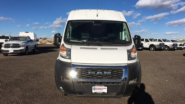 2019 ProMaster 3500 High Roof FWD,  Empty Cargo Van #R3199 - photo 11