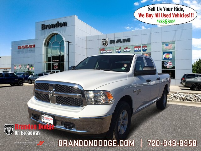2019 Ram 1500 Crew Cab 4x4,  Pickup #R3209 - photo 1
