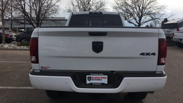2018 Ram 3500 Mega Cab 4x4,  Pickup #R3219 - photo 5