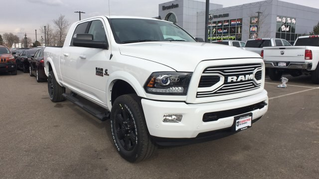 2018 Ram 3500 Mega Cab 4x4,  Pickup #R3219 - photo 8