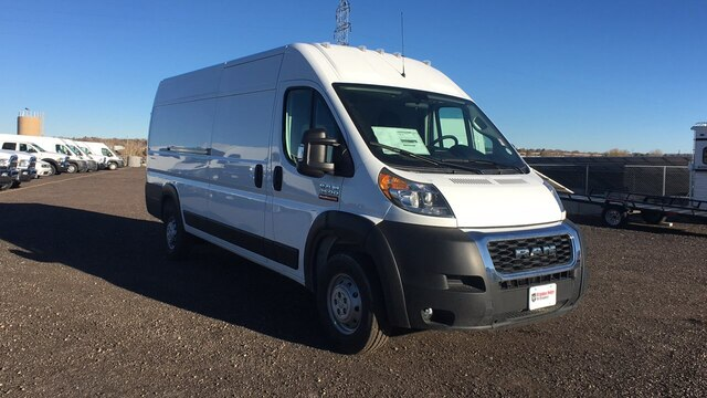 2019 ProMaster 3500 High Roof FWD,  Empty Cargo Van #R3220 - photo 11