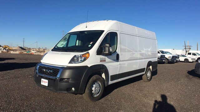 2019 ProMaster 3500 High Roof FWD,  Empty Cargo Van #R3220 - photo 3