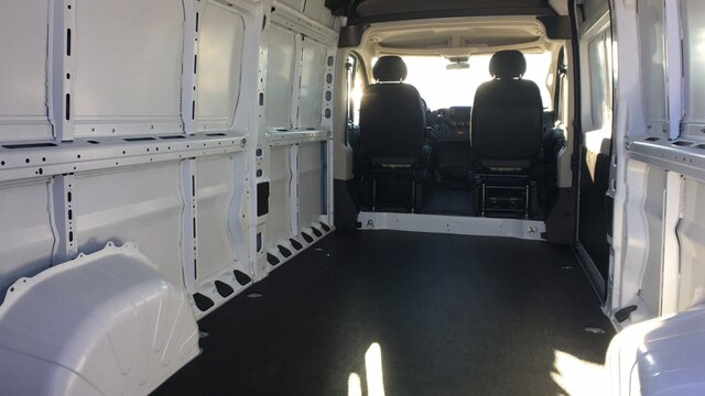 2019 ProMaster 3500 High Roof FWD,  Empty Cargo Van #R3220 - photo 2