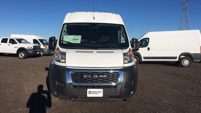 2019 ProMaster 3500 High Roof FWD,  Empty Cargo Van #R3220 - photo 4