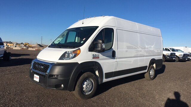 2019 ProMaster 3500 High Roof FWD,  Empty Cargo Van #R3220 - photo 5