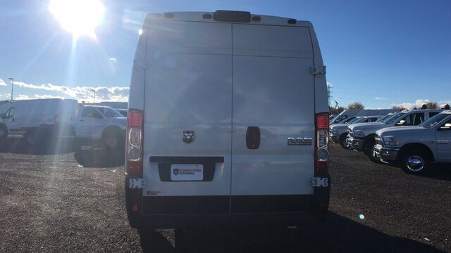 2019 ProMaster 3500 High Roof FWD,  Empty Cargo Van #R3220 - photo 8