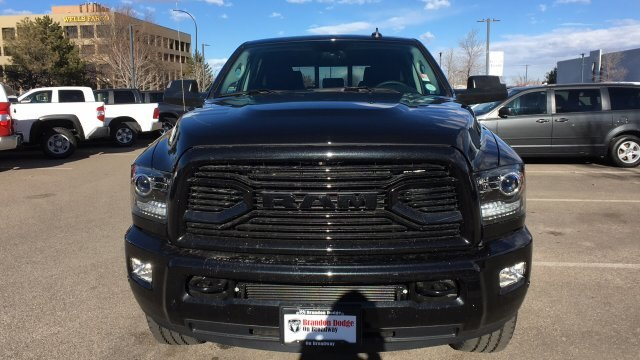 2018 Ram 3500 Mega Cab 4x4,  Pickup #R3223 - photo 9