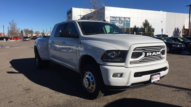 2018 Ram 3500 Mega Cab DRW 4x4,  Pickup #R3224 - photo 9