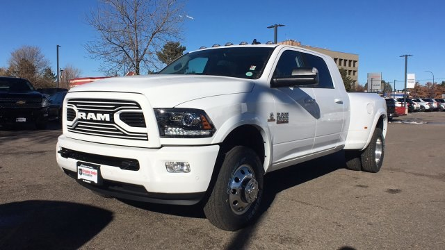 2018 Ram 3500 Mega Cab DRW 4x4,  Pickup #R3224 - photo 3