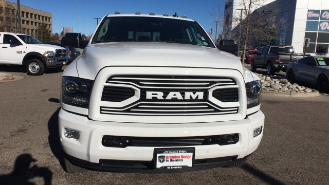 2018 Ram 3500 Mega Cab DRW 4x4,  Pickup #R3224 - photo 4
