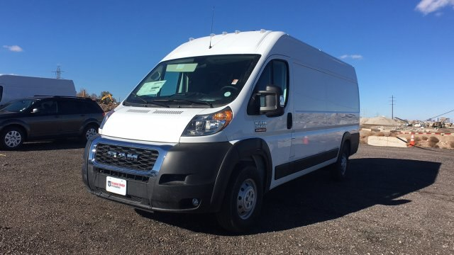 2019 ProMaster 3500 High Roof FWD,  Empty Cargo Van #R3225 - photo 3