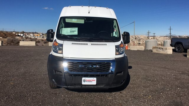 2019 ProMaster 3500 High Roof FWD,  Empty Cargo Van #R3225 - photo 4