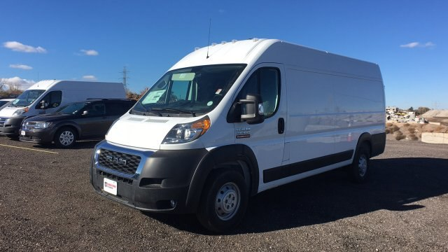 2019 ProMaster 3500 High Roof FWD,  Empty Cargo Van #R3225 - photo 5