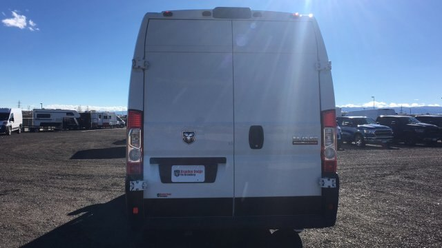 2019 ProMaster 3500 High Roof FWD,  Empty Cargo Van #R3225 - photo 8