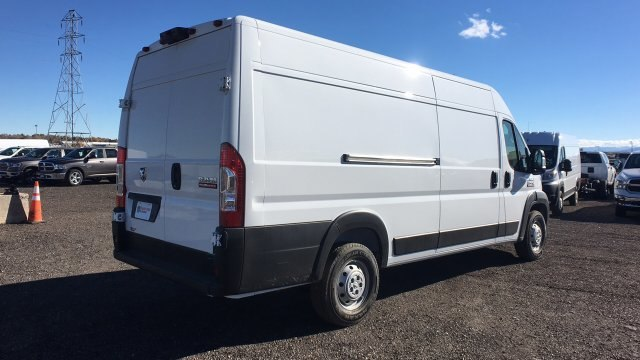 2019 ProMaster 3500 High Roof FWD,  Empty Cargo Van #R3225 - photo 9