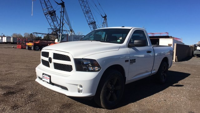 2019 Ram 1500 Regular Cab 4x4,  Pickup #R3246 - photo 3