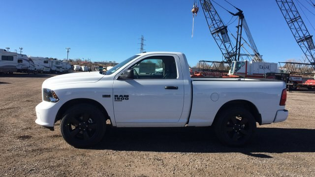 2019 Ram 1500 Regular Cab 4x4,  Pickup #R3246 - photo 4