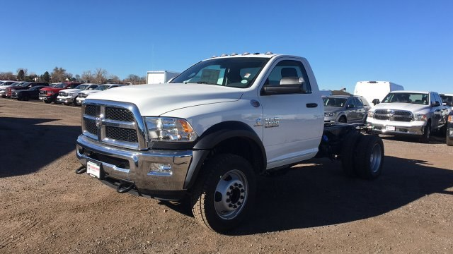 2018 Ram 5500 Regular Cab DRW 4x4,  Cab Chassis #R3277 - photo 3