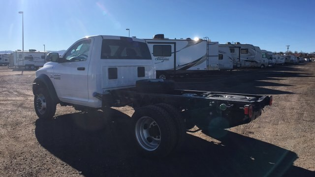 2018 Ram 5500 Regular Cab DRW 4x4,  Cab Chassis #R3277 - photo 2
